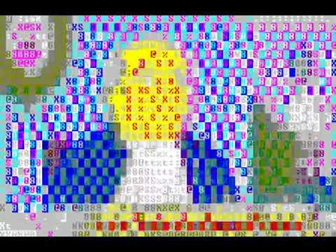 Steamed Hams But Its ASCII TEXT
