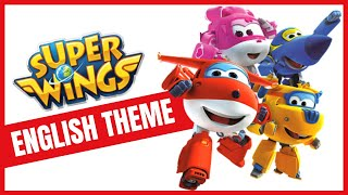 【SUPER WINGS】Theme Song Soundtrack (English Version)
