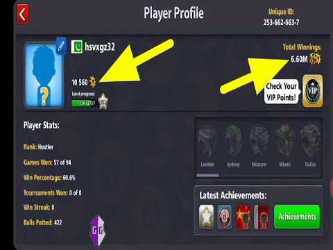 8 Ball Pool Coins Hack New Trick 2020