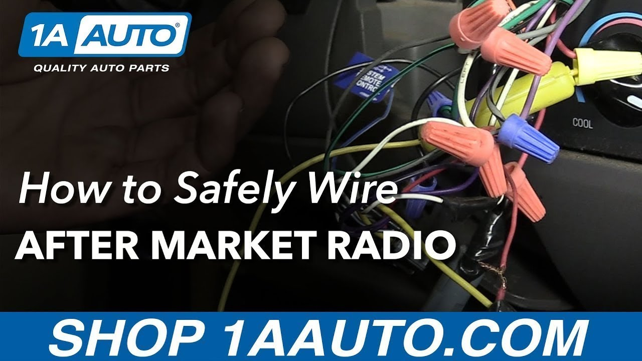hight resolution of do s and dont s of aftermarket car stereo wiring