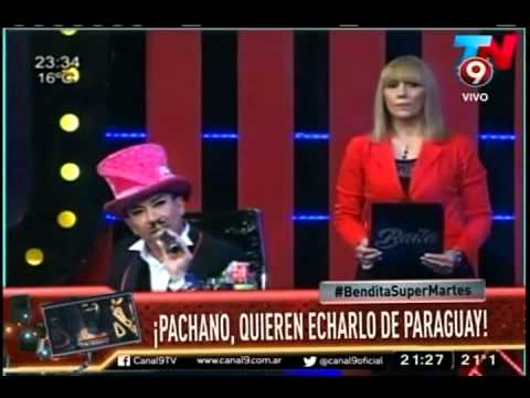 Quieren echar a Pachano de Paraguay