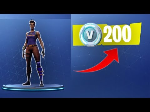 The Cheapest Skins In Fortnite: Battle Royale (Very Cheap Skins Ingame)