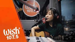 "Eloisa Jayloni performs ""Blangko"" LIVE on Wish 107.5 Bus"