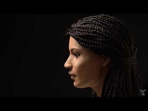 Как выглядели древние египтяне реконструкция