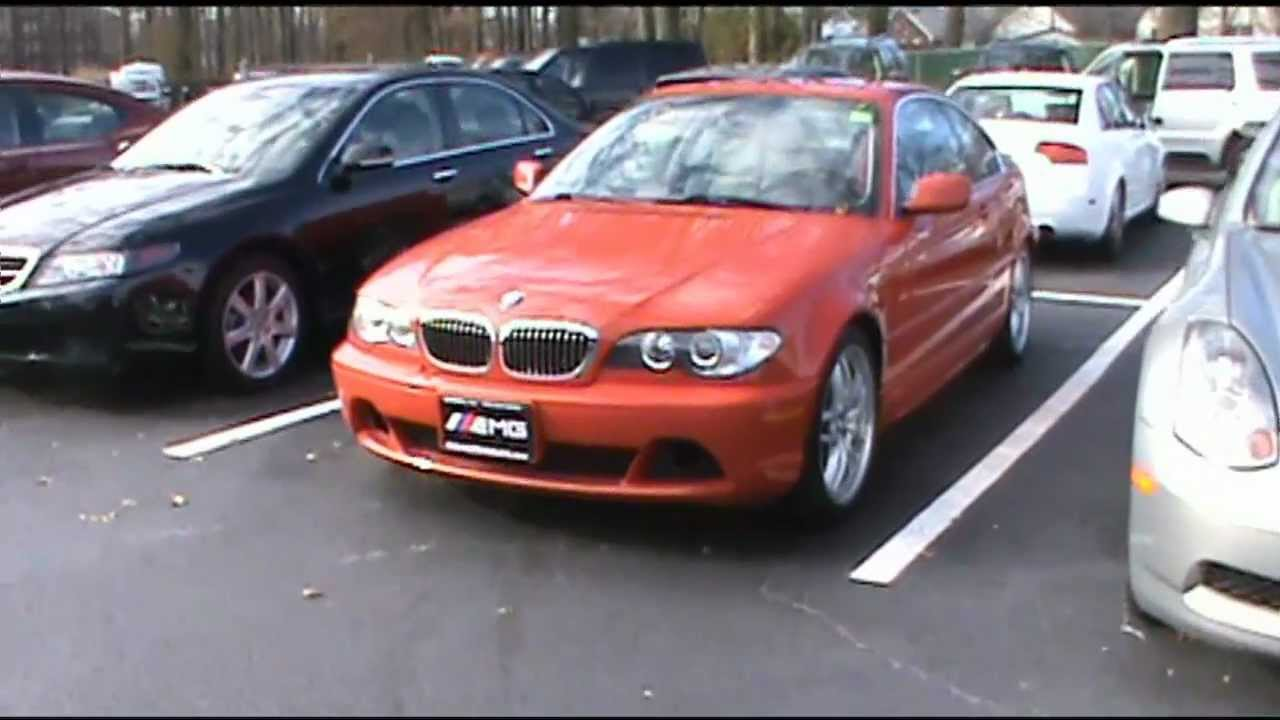 2004 BMW 330ci Coupe - YouTube