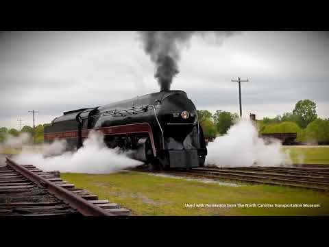 MTH HO Train Norfolk & Western J Class With ProtoSound 3.0