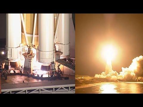 JAXA Kounotori 7 launch