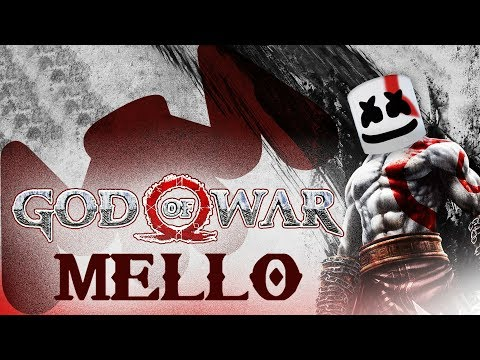 THE ULTIMATE WARRIOR | God of War | Gaming with Marshmello