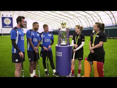 IN FULL: Leicester City v Team GB Hockey Stars