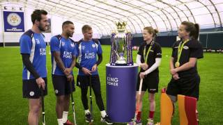 IN FULL: Leicester City v Team GB Hockey Stars