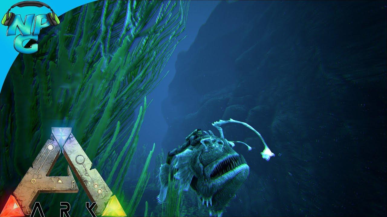 Ragnarok E10 Exploring the Sea Caves, Silica Pearl OVERLOAD! ARK: Survival  Evolved PVP
