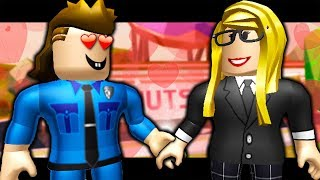 OFFICER ROOFUS HAS A DATE?! ( A Roblox Jailbreak Roleplay Story)