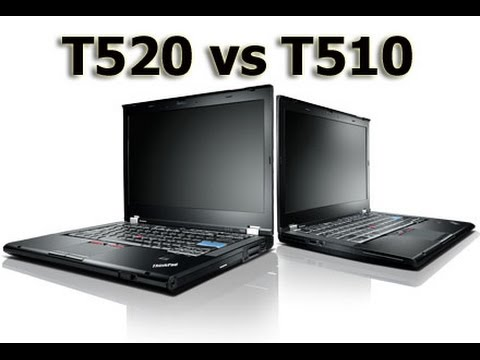 Lenovo Thinkpad T510 Palmrest Removal and Fix -- Part 1/3 by