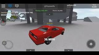 Wolf and jt play roblox car crushers 2