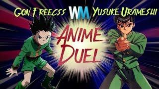 Anime Duel: Gon Freecss Vs Yusuke Urameshi