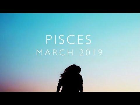 Expect A Surprise! Pisces March 2019