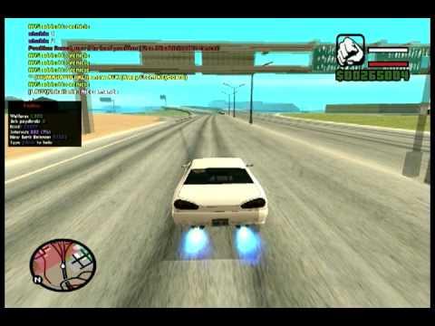 GTA San Andreas Elegy Drifting skills