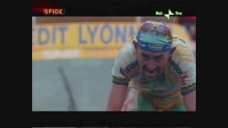 Gli scatti di Marco Pantani, IL PIRATA.