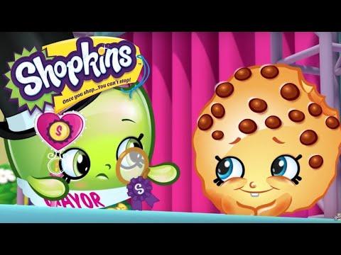 SHOPKINS Cartoon - FANCY FRIENDS | Videos For Kids