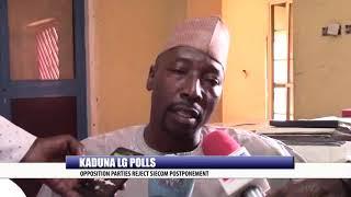 KADUNA LG POLLS: OPPOSITION PARTIES REJECT SIECOM POSTPONEMENT