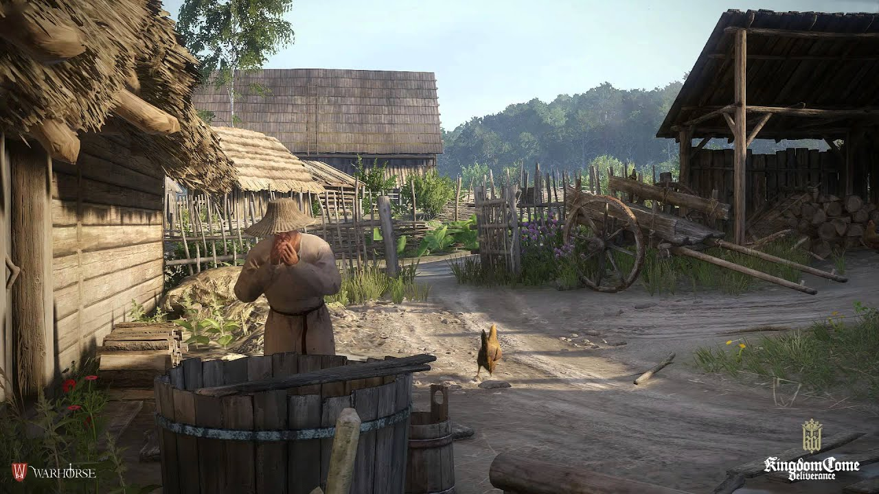 kingdom come deliverance beta