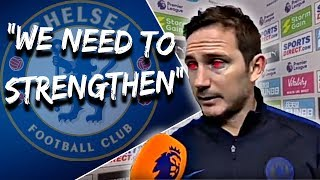 Chelsea News: Lampard Demands Signings, Werner Negotiations, Boga Buyback & Kante Problem