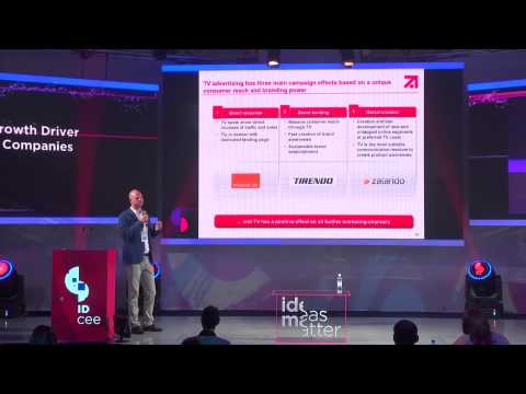 IDCEE 2014: Andreas Otto (Seven Ventures GmBH/ ProSiebenSat.1 Media AG)
