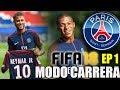 FIFA 18 Modo Carrera ''Manager'' París Saint-Germain FC - ¡¡FICHAJES GALÁCTICOS!! #1