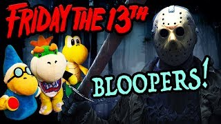 "SML Movie: ""Friday The 13th"" BLOOPERS"