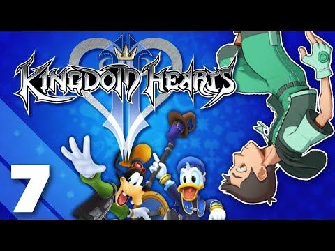 Kingdom Hearts II - #7 - Sora's New Clothes - Story Mode
