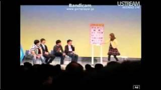 2011.2.14に京橋花月で公演のあった桜 稲垣早希ちゃんのイベントが USTR...