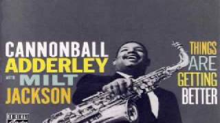 Cannonball Adderley-Milt Jackson-Blues Oriental