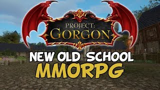 New Old School MMORPG - Project Gorgon