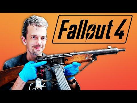 Firearms Expert Reacts To Fallout 4's Guns