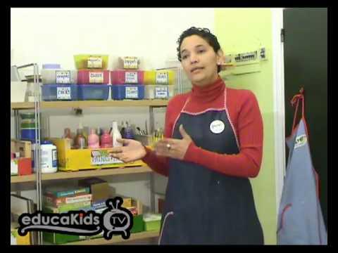 Aprender inglés a través de las manualidades- educaKids.com