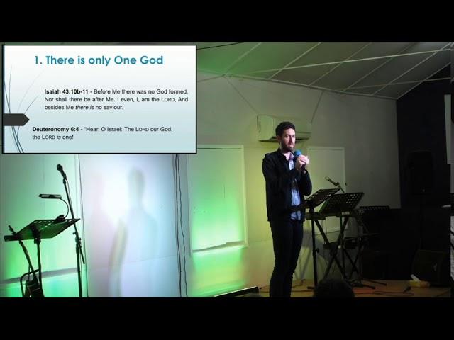 Joshua Gibbs - Trinity