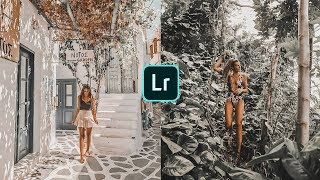 How to Edit like @ej haben | Free Lightroom Mobile Preset