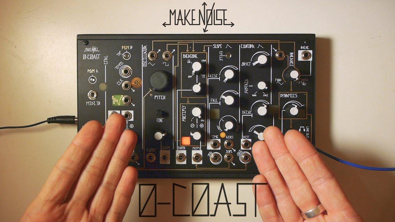 Make Noise 0-COAST Synth