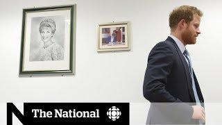 The Shadow of Diana: How Prince Harry honours his mother's legacy