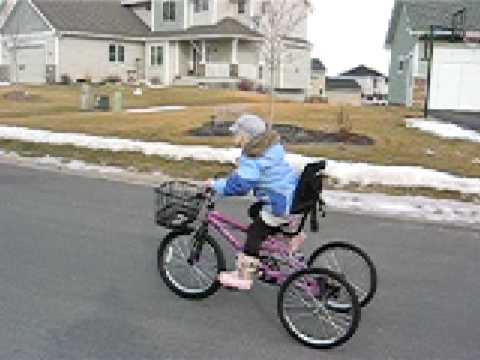 3 Wheel Bike Conversion Www Higleymetals Com Youtube