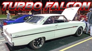 600HP 6-Speed TURBO Ford Falcon!