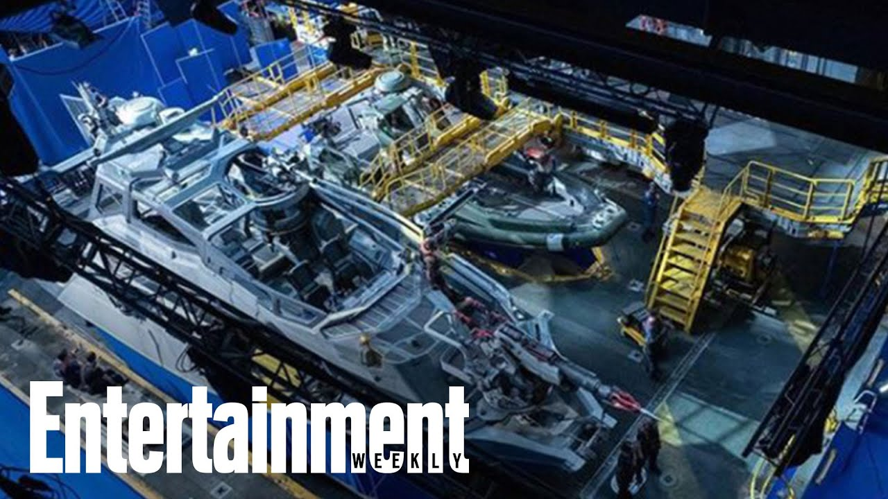 'Avatar 2' To Resume Filming, Reveals Photos Of Futuristic Ships | News Flash