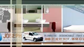 видео plombier 75009