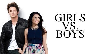 Girls vs. Boys (Prequel to There