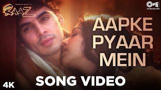 Aapke Pyaar Mein Hum Song Video - Raaz | Dino Morea & Malini Sharma | Bipasha Basu | Alka Yagnik