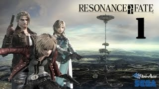 Resonance of Fate Walkthrough (Part 1) HD