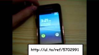 Samsung Star s5230 mit Android 2.1 flashen
