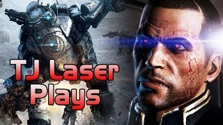 TJ Laser Plays Titanfall Beta!