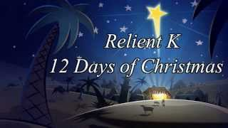 Relient K 12 Days of Christmas Lyric Video