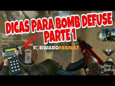 FWD, DICAS PARA MODO BOMB DEFUSE #1